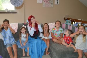 ariel, silly, friends, princess, mermaid