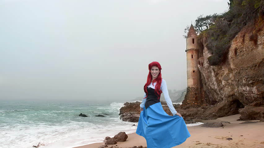 Once Again In Her Human Form Ariel Cant Wait To Come Your Party Over The Years She Has Amassed Quite A Treasure And Wants Show Them You New